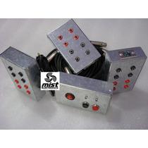 Sistema Pirotecnia Por Cables Canon Mist Electronics