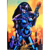 Domino / Marvel Comics Pepsi Cards / Tarjetas