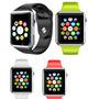 Reloj Smart Watch Inteligente Android Ios Iphone Samsung Dhl
