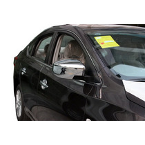 Sentra Nissan 2013 Cromo De Espejos Importados Au1
