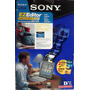 Kit Edicion De Video Ezeditor Sony Pinacle Vendo O Cambio