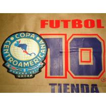Parches Copa Uncaf De Naciones Futbol