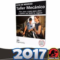 Como Poner Taller Mecanico -guía Para Iniciar Negocio 2016