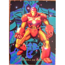Iron Man / Marvel Comics Pepsi Cards 43 / Tarjetas