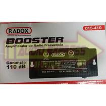 Amplificador De Radio Frecuencia 36 Db Booster Dxr015410