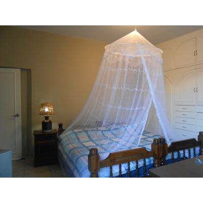 Pabellon mosquitero redondo en mercado libre for Pabellon para cama king size