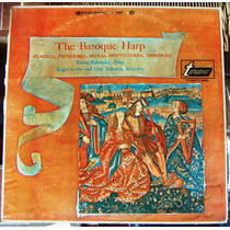Clásica, Henry Purcell, The Baroque Harp, Lp 12´, Fdp
