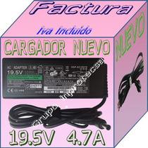 Cargador Compatible Sony Vaio Vpc-ek25ec 19.5v 4.7a 90w