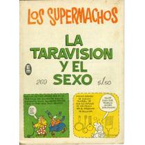 Los Supermachos · Lote De 12 Revistas
