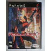 Rogue Ops Para El Play Station 2