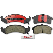 Balatas Brembo (d) Cadillac Commercial Chassis Base, E 91-93