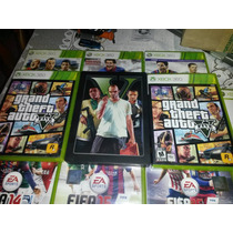 Grand Theft Auto 5 Gta V Seminuevo Xbox 360 Rockstar Games