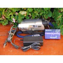 Videocámara Sony Handycam Hi8 Ccd-tr818 Ntsc