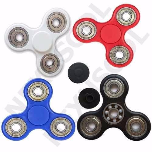 Fidget Hand Spinner Toy Antiestres Ansiedad Concentración