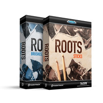 Toontrack Roots Sdx Brushes,rods&mallets - Roots Sdx Sticks