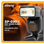 Flash Oloong Sp-690 Ll Auto Zoom Speedlite I-ttl Nikon Pm0