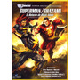 Superman / Shazam, Cine Animacion, Dc Comics, Dvd
