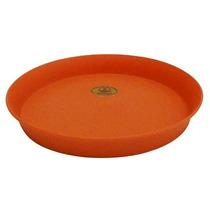 Plato Para Maceta #5 Color Barro Plásticos La Ardilla