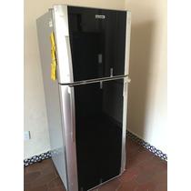 Refrigerador Io Mabe 19 Pies Frente Vidrio Negro 100% Nuevo