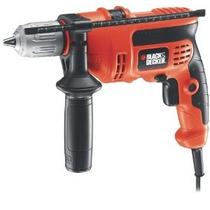 Negro & Decker Dr670 6.0-amp 1/2 Pulgadas Hammer Drill