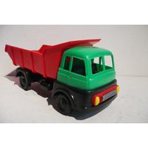Camion Volteo Camioncito Juguete Replica Plastimarx Escala