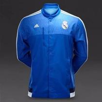 Chamarra Anthem Adidas Real Madrid 100%original 2015*adulto*
