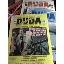 Revistas Duda Varios Ejemplares Como Nuevos