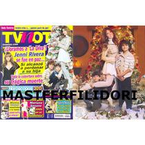 Gloria Trevi Jenni Rivera Revista Tvnotas Diciembre 2011
