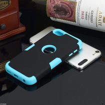 Ipod Touch 5th Y Ipod Touch 6 Funda Impacto A Dos Capas