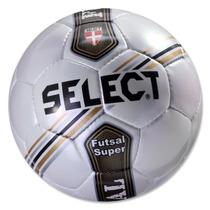 Select Sport America Senior Futsal Super Ball, White/gold