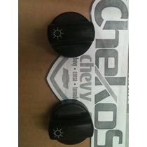Perilla De Luces Para Chevy Todos C1 C2 C3