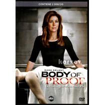 Body Of Proof, La Primera Temporada Completa, Serie Tv, Dvd