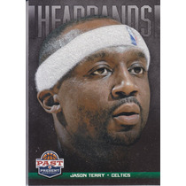 2012-13 Panini Past & Present Felt Headbands Jason Terry