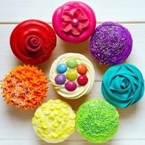 Kit Empresarial Recetas Cupcakes Y La Michoacana