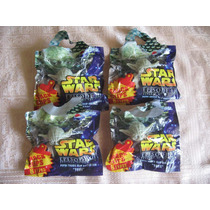 2005 Pepsi Twist Star Wars Episode 3 Rots Snack Clip Yoda