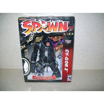 Mcfarlane Cy-gor 2 Spawn Serie 12 Deluxe Boxed