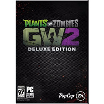 Plants Vs Zombies Jardín Warfare 2 (deluxe Edition) - Pc