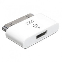 Adaptador Micro Usb 5 A 30 Pins Iphone Ipod Touch Ipad
