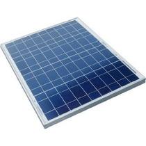 Modulo Solar Fotovoltaico 50w 12v Marca Solartec