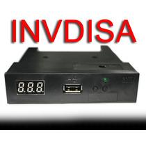 Convertidor De Floppy Disk A Usb Emulator P/yamaha Psr, Korg
