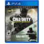 Call Of Duty Infinite Warfare Legacy Edition Ps4 Nuevo Sella