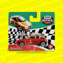 Taxi Mania Taxi Chevy Df Rojo Tipo Hot Wheels