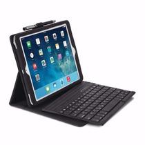 Teclado Bluetooth/ Funda Piel Kensington Pro Ipad Air 1 Y 2