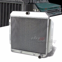 Radiador 60-62 Chevy C / K Serie C10 - C20 / K30 3 Lineas