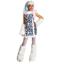 Rubie Costume Co - Monster High Abbey Bominable Traje Niño