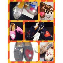 Toms Zapatos Alpargatas Personalizados