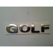 Golf Emblema Letrero