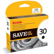 Cartucho Kodak 30 Negro Original C110 C310 C315