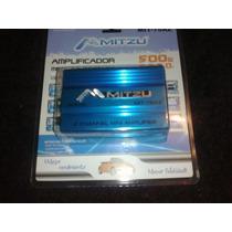 Mini Amplificador Mitzu 500 Watts