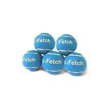 Paquete De 5 Pelotas Ifetch 1.5 Pulgadas Mascota - Azul